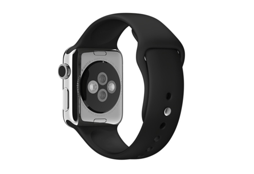 Ремешок Apple Watch 38мм Sport Black