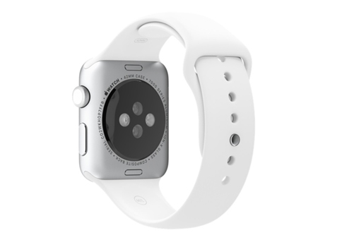 Ремешок Apple Watch 42мм Sport White