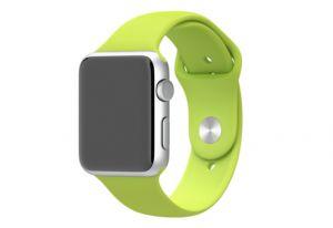Ремешок Apple Watch 42мм Sport Green