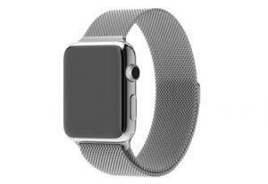 Ремешок Apple Watch 42мм Milanese Silver