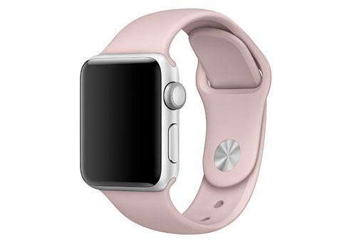 Ремешок Apple Watch 38мм Sport Pink