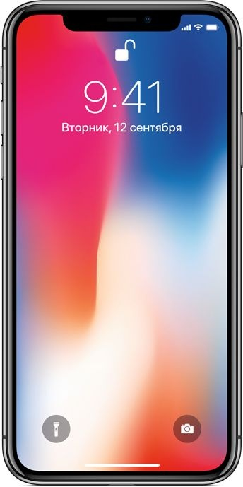 Apple iPhone X 64Gb Space Grey