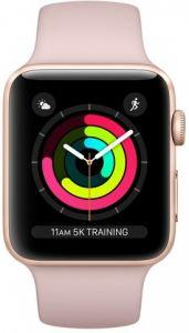 Apple Watch Series 3 38mm Pink