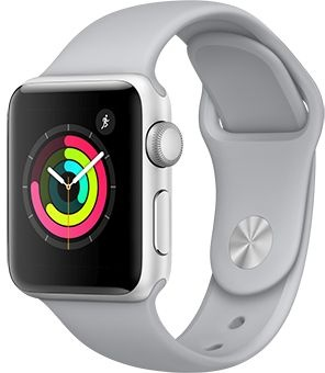 Apple Watch Series 3 38mm GPS Fog