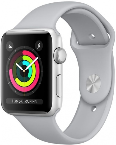 Apple Watch Series 3 42mm GPS Fog